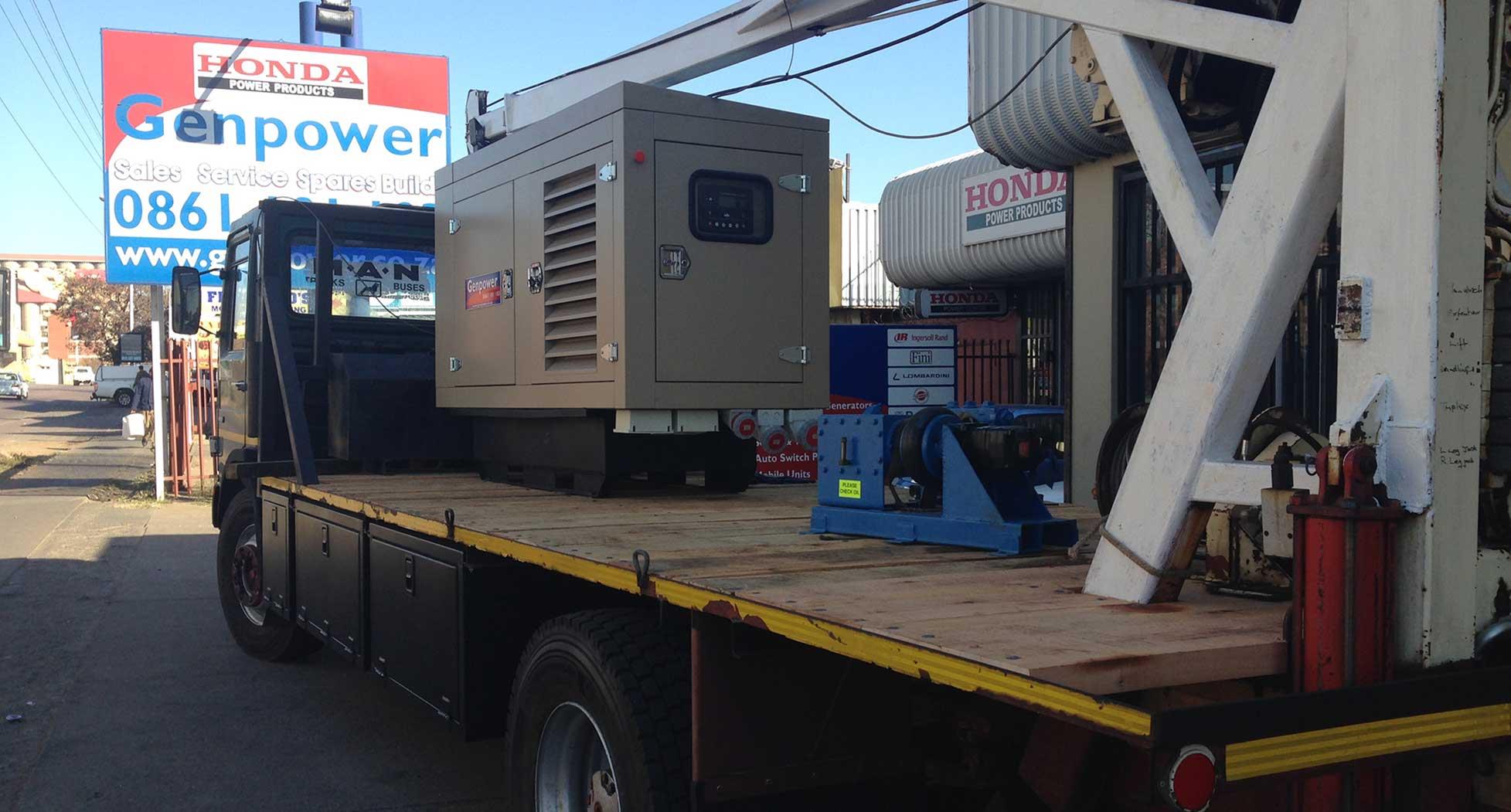 Honda Generators and Honda Power Equipment by Genpower