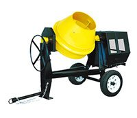 Construction Equipment-concrete-mixer