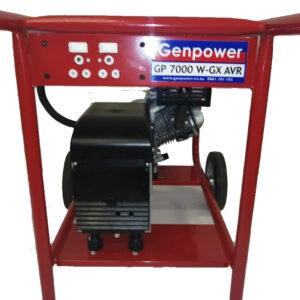 Honda-Generator-GP7000W GX AVR-1