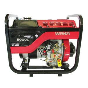 Weima-Diesel-Generator-WM5000C2 -1